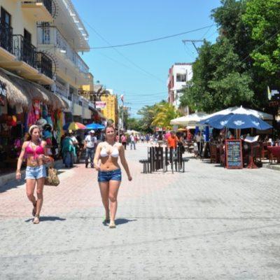 Proponen que el centro de Playa del Carmen sea peatonal
