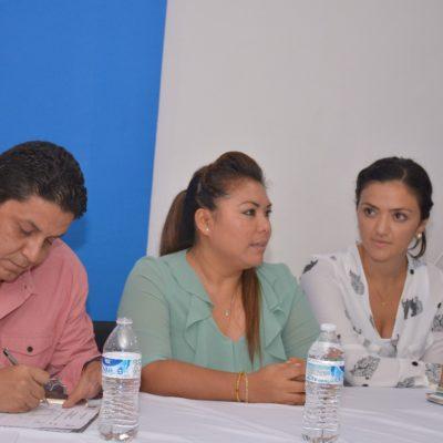 SESIÓN EL COMITÉ DE PUEBLOS MÁGICOS: Anuncia Alcaldesa proyecto de imagen urbana para Tulum