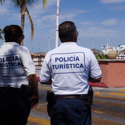 Alistan marco jurídico para la creación de la policía turística en Cozumel y otros municipios