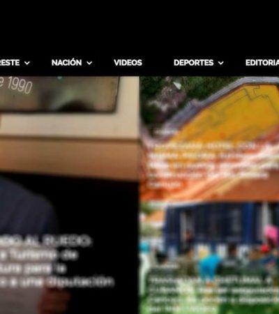 ALTAVOZ | Entra Noticaribe en el ranking de Alexa de las 500 páginas más vistas en México
