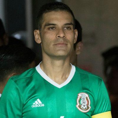 Cancela EU visa de Rafael Márquez; no podrá jugar con la Selección mexicana en ese país