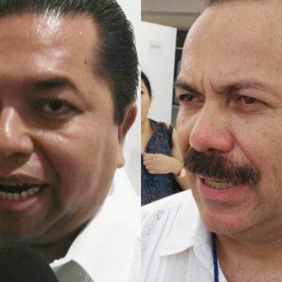 Descartan Julián Ricalde y Emiliano Ramos dejar el PRD