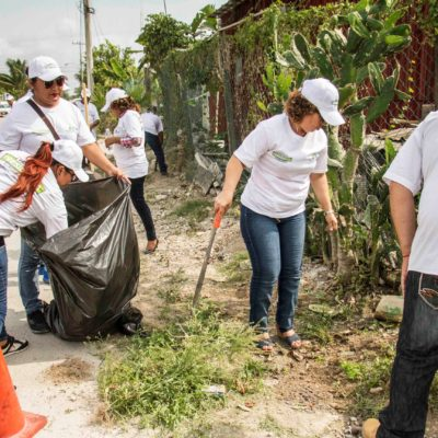 Reportan objetivos cumplidos del programa 'Presidenta en tu colonia' en Puerto Morelos'