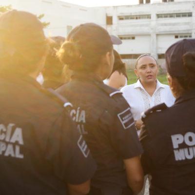 Anuncia Cristina Torres sistema de cámaras de vigilancia para Solidaridad