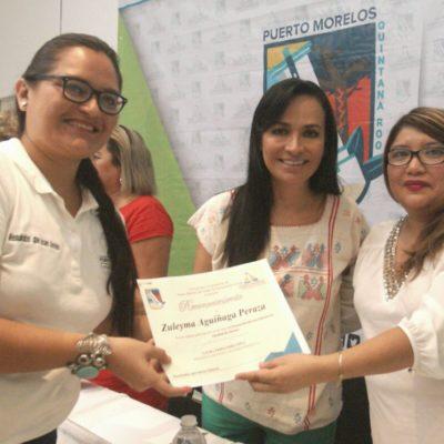 Promueven equidad de género en Puerto Morelos
