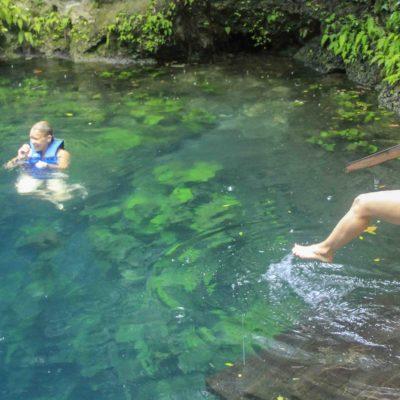 Promoción turística de la Ruta de los Cenotes consolida a 18 parques ecoturísticos