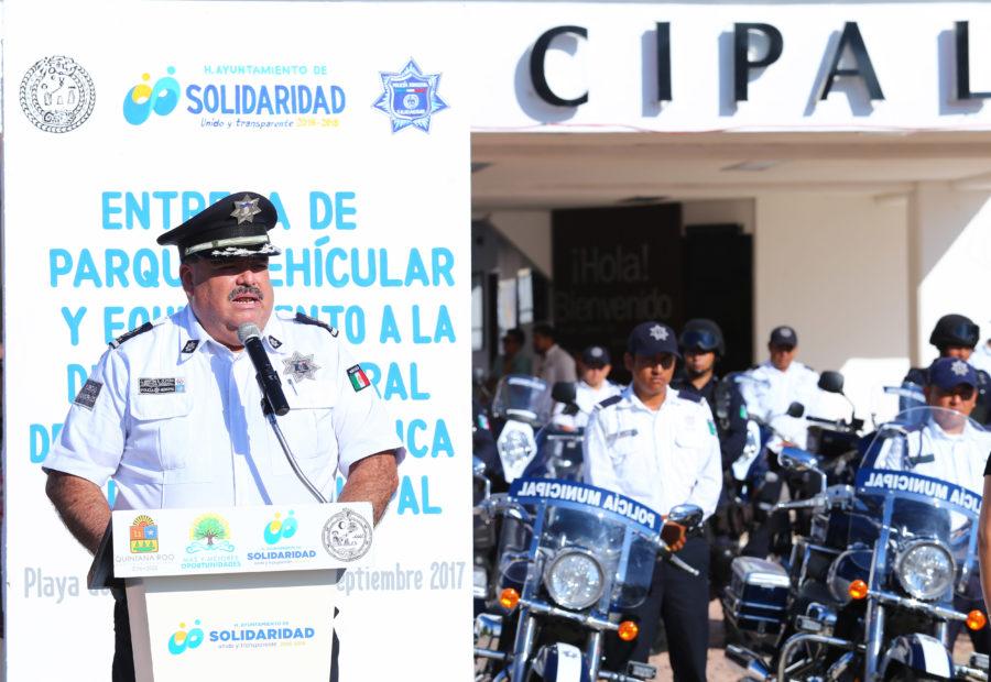 Crean departamento de Asuntos Internos para aplicar mayor vigilancia sobre la policía municipal en Solidaridad; reciben primeras denuncias