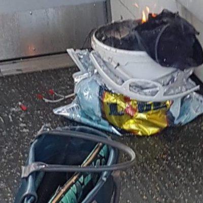 ATENTADO EN EL METRO DE LONDRES: Artefacto explosivo deja una veintena de heridos, según reportes preliminares