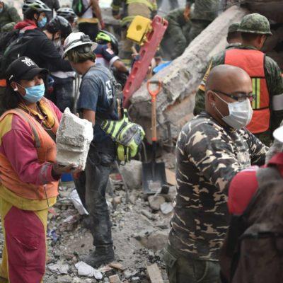 Instruye Carlos Joaquín acciones inmediatas de apoyo y solidaridad con afectados por los sismos