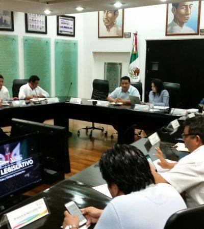 MESA DE DIÁLOGO EN CHETUMAL: Deben respetar representatividad de partidos en reforma electoral