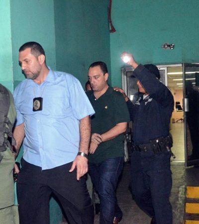 RECLAMAN DERECHO AL PATALEO: Interpondrá defensa de Borge incidente de objeciones contra su extradición a México