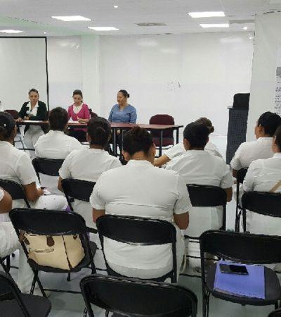 Denuncian estudiantes de enfermería de la Uqroo acoso e intimidación sin que Rectoría intervenga
