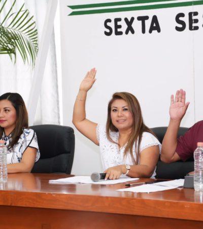 Aprueba Cabildo de Tulum disposiciones en materia electoral