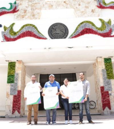 Presentan el Segundo Congreso Juvenil de Quintana Roo 2017 en Tulum