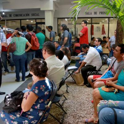 Durante jornada de regularización de trámites y descuentos, más 14 mil 100 contribuyentes fueron beneficiados en Cancún