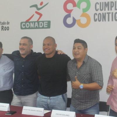 Impulsan en Quintana Roo las Artes Marciales Mixtas