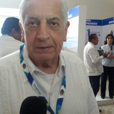 Conoce Núñez el 'Grupo Cancún' solo por rumores