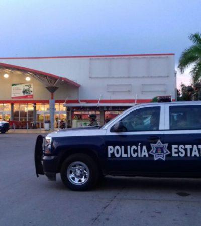 ASALTAN JOYERÍA EN LA TALLERES: Dos ladrones amagan a cajera y escapan con botín en Cancún