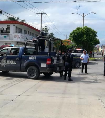INTENTO DE EJECUCIÓN EN LA 218: Balean a un joven en el fraccionamiento La Guadalupana de Cancún