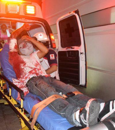 BALEAN A UN JOVEN EN PARAÍSO MAYA: Reportan nuevo presunto intento de ejecución en Cancún
