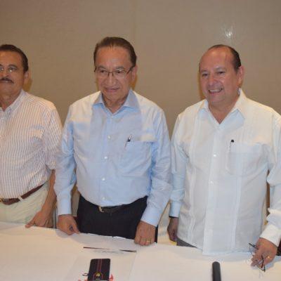 CROQUISTAS MUESTRAN SUS CARTAS: Destapa Isaías González a Machuca para el Senado y a Martín de la Cruz para Solidaridad