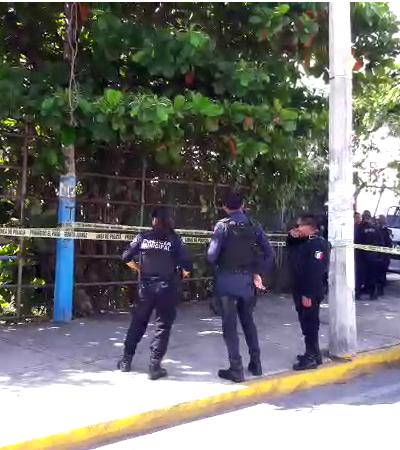 Hallan cadáver en la López Portillo de Cancún