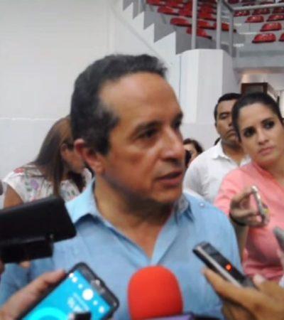 Genera Quintana Roo 12 mil nuevos empleos durante 2017: Carlos Joaquín