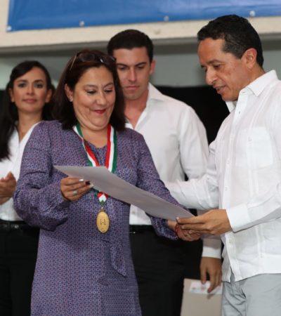 Edificarán en Cancún la Biblioteca Nacional de la Crónica
