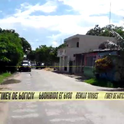 Hallan a trabajador asesinado en una carnicería en la zona continental de Isla Mujeres