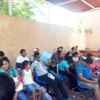 Reportan desabasto de medicamentos en farmacias para atender emergencia de conjuntivitis en la Zona Norte de Quintana Roo