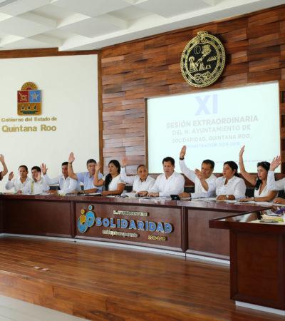 APRUEBA CABILDO RENEGOCIAR DEUDA DE SOLIDARIDAD: Pretende comuna pagar menos intereses, pero sin aumentar la deuda, dice la Alcaldesa