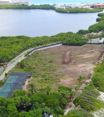 SIGUE DESMONTE EN PUNTA NIZUC: Incurre Ayuntamiento en omisión pese a fallo de juez para suspender obras del hotel Riu Riviera Cancún