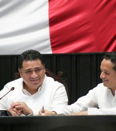 No le preocupa al PAN que el mandatario Carlos Joaquín González mantenga su postura de Gobernador ciudadano; la política se hace en los partidos, dice