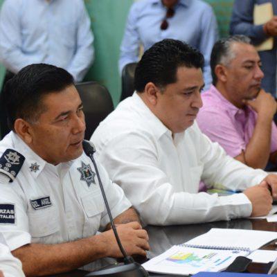 Sin estrategia ni recursos para la prevención del delito en Quintana Roo, reconoce el secretario de Seguridad Pública