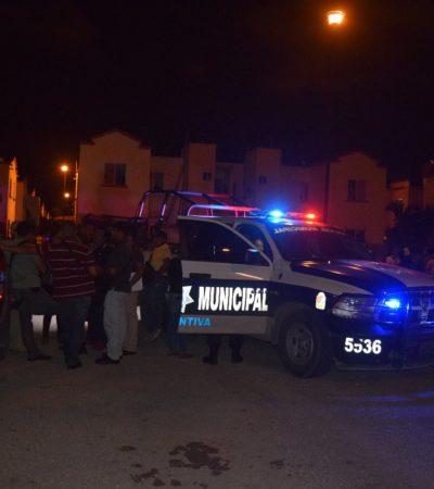 EJECUTAN A MUJER EN LA REGIÓN 259: Asesinan a balazos y con el tiro de gracia a una madre de 3 niños a unos pasos de la Ruta 4 en Cancún