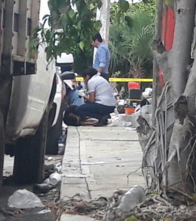 TIROTEO EN LA REGIÓN 100: Ejecutan a uno y otro huye en nuevo ataque a balazos en Cancún