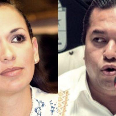 Busca Laura Fernández contratar 20 mdp de deuda en Puerto Morelos; Emiliano Ramos dice que analizarán su proyecto
