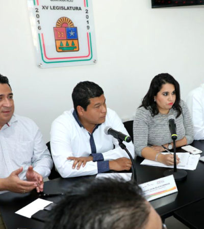 Recibe Congreso propuestas ciudadanas para la reforma electoral