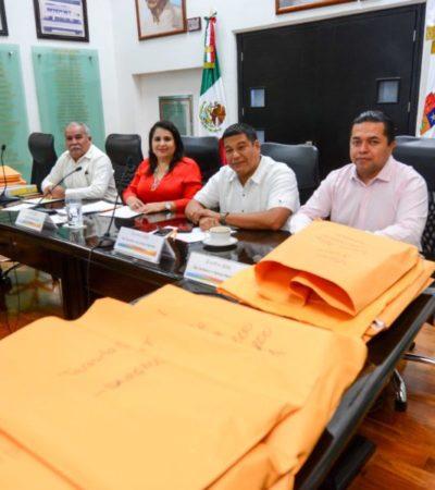 Inician revisión de solicitudes de aspirantes a contralores de la Fiscalía General e IDAIP