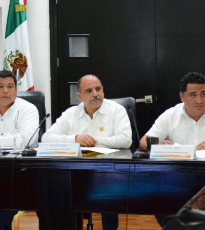 COMPARECE TITULAR DE SINTRA EN EL CONGRESO: Considera Portilla Manica que si no tuviera la capacidad no hubiera llegado ni al Primer Informe