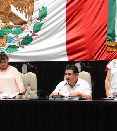 Convocan a sesión solemne para recibir primer informe del Ejecutivo