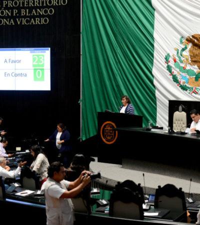 Eliminan legisladores candados en materia electoral para incentivar participación ciudadana