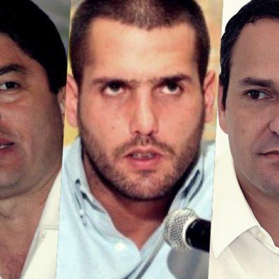 LOS AUSENTES DE LOS INFORMES: Félix González, 'El Niño Verde' y Paul Carrillo le temen al 'abuchómetro'