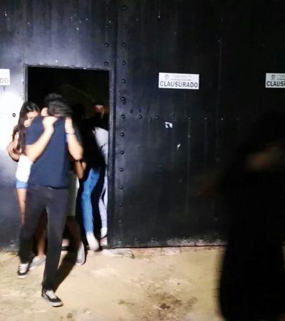 DESBARATAN OTRO 'REVEN' DE ADOLESCENTES: Clausura Ayuntamiento fiesta clandestina con menores