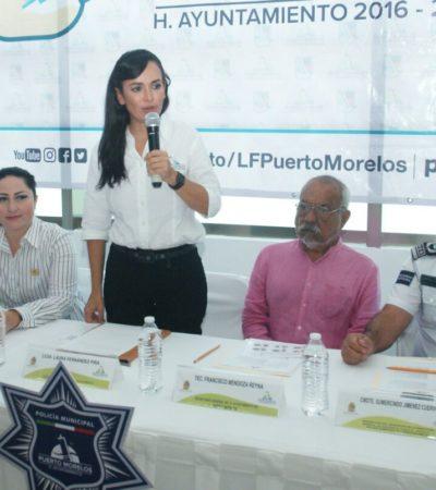 Inauguran en Puerto Morelos la Octava Reunión de Enlaces de Prevención del Delito del Estado de Quintana Roo