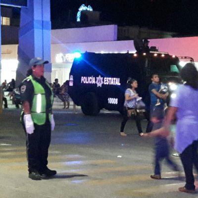 REPORTAN SALDO BLANCO EN FIESTAS PATRIAS: Aseguran disminución de incidentes en Chetumal en 80%