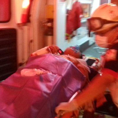 DOS BALEADOS MÁS EN CANCÚN: Hieren a dos hombres en el fraccionamiento Las Lajas al final de un violento sábado