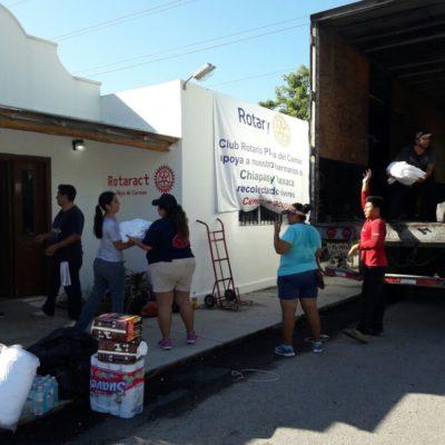Playenses también demuestran su solidaridad con las víctimas del sismo en México
