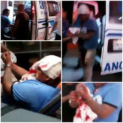 ESTALLA TRIFULCA EN LA CÁRCEL DE PLAYA: Presunto intento de motín deja tres reos y un custodio heridos