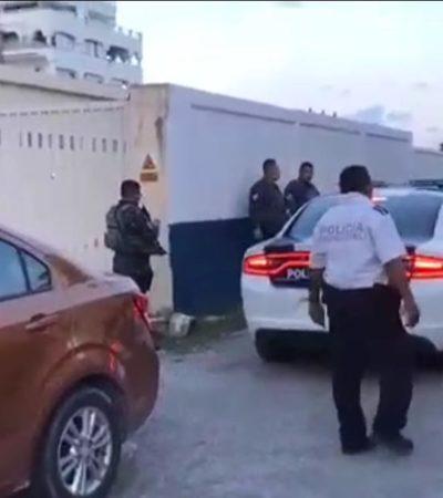 INTENTO DE EJECUCIÓN EN PLAYA BALLENAS: Un lesionado y cinco detenidos en la Zona Hotelera